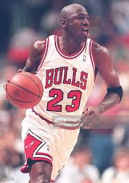Michael Jordan - Father's Imprint